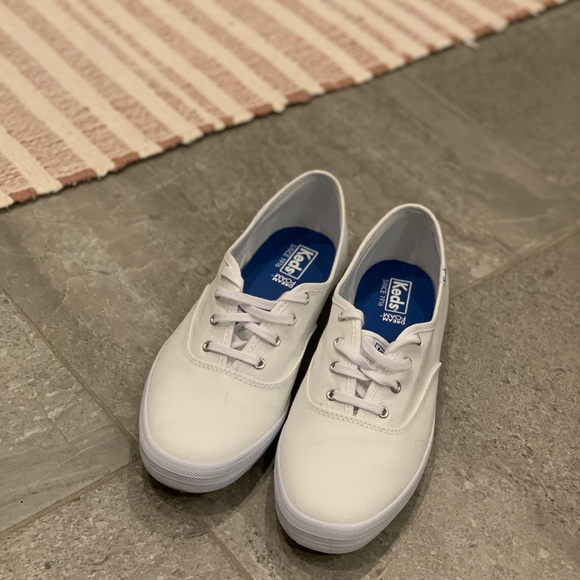 Keds Shoes - Keds Chillax White Canvas Slip-On Sneakers NWOT